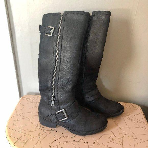 Black Odissa Motorcycle Boots | Poshmark